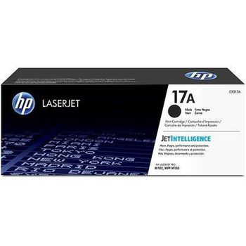 HP CF217A TONER CARTRIDGE 17A BLACK (1600 pages) for M130 Series, M102 Series