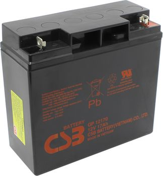 Battery CSB GP12170 12V17AH