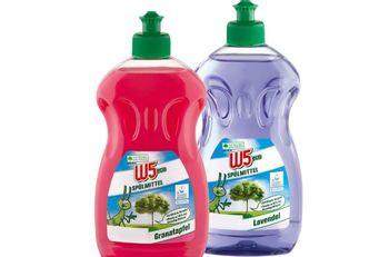 Средство для мытья посуды W5