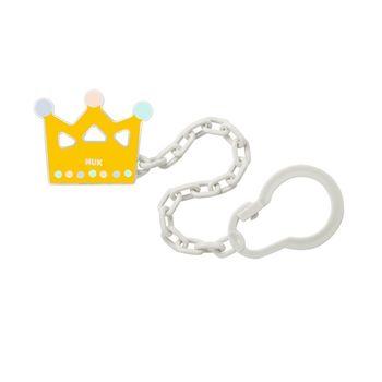 купить Цепочка для пустышки NUK Baby Crown в Кишинёве
