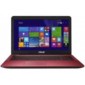 купить Laptop Asus X555LJ Red в Кишинёве