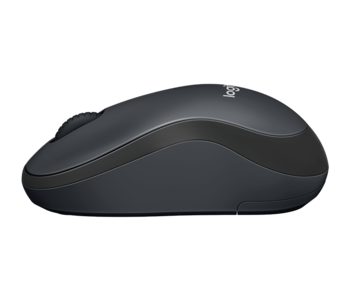 Wireless Mouse Logitech M220 Silent, Black