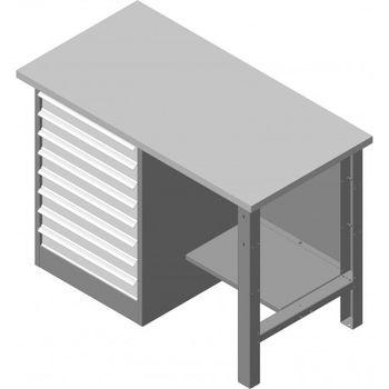 Стол для мастерской  Stw 325/1200-8M