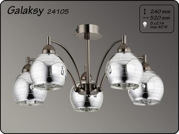 купить 24105 Люстра Galaxy 5л в Кишинёве
