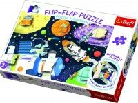 """Пазлы """"36 Flip-flap puzzle"""" -Space"""",код 40528"""