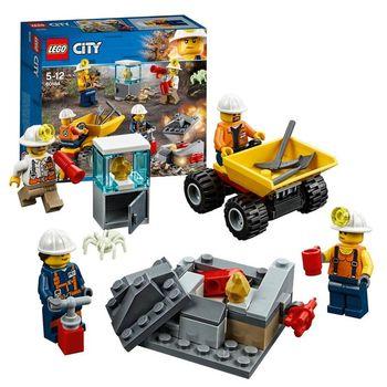 LEGO Mining Team 82дет арт.60184