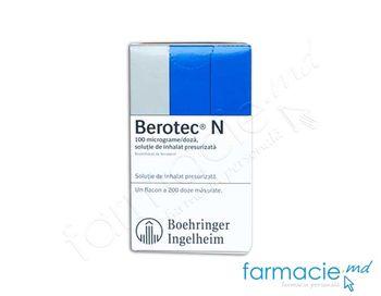 купить Berotec N aerosol 10ml в Кишинёве