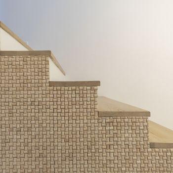 купить Мозаика Травертин Классический Античный Сахар в Кишинёве