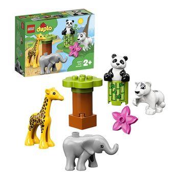 """LEGO DUPLO """"Детишки животных"""", арт. 10904"""