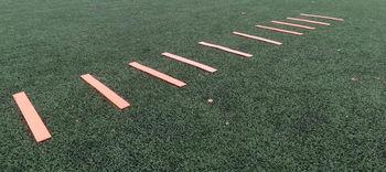 Разметка поля / полосы для игровых полей (набор 10 шт.) (2405)
