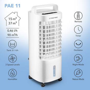 купить Воздухоохладитель Aircooler TROTEC PAE 11 в Кишинёве
