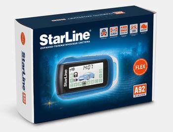 Автосигнализация STARLINE A92