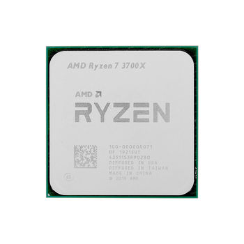 Процессор  CPU AMD Ryzen 7 3700X 8-Core, 16 Threads, 3.6-4.4GHz, Unlocked, 36MB Cache, AM4, Tray