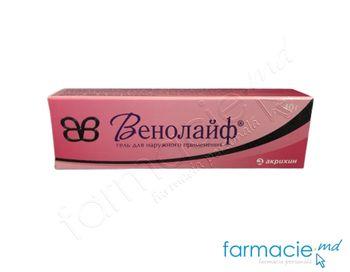 купить Venolife® gel 40 g в Кишинёве