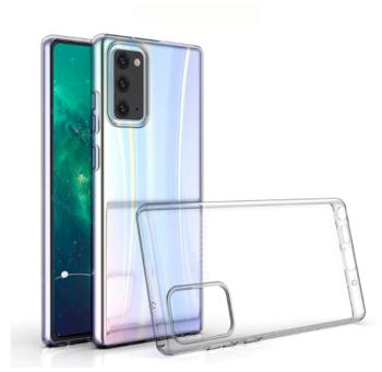 купить Чехол ТПУ Samsung Galaxy Note 20(N980) , transparent в Кишинёве