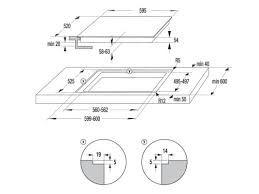 Индукционная варочная поверхность GORENJE IT 640 WSC