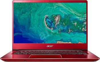 "ACER Swift 3 Lava Red (NX.GZXEU.010), 14.0"" FullHD (Intel® Core™ i3-8130U 3.40GHz (Kaby Lake), 4GB DDR4 RAM, 128GB SSD, Intel® HD Graphics 520, CardReader, WiFi-AC/BT, 4cell, HD Webcam, RUS, Linux, 1.5kg, 17.95mm)"