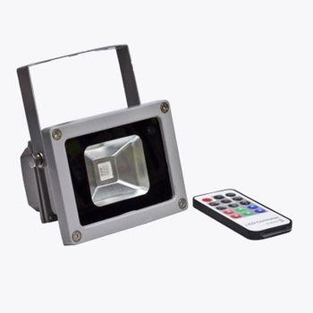 Panlight Светодиодный прожектор PL-FL10W RGB 10Вт