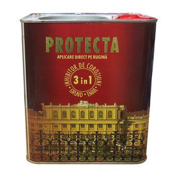 Оргахим Краска Protecta 3в1 Светло-бежевая 2.5л