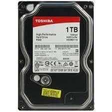 "Жесткий диск 3,5 ""1,0 ТБ-SATA - 64 МБ Toshiba"" Performance P300 (HDWD110UZSVA) """