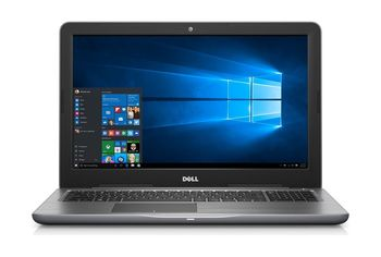 "DELL Inspiron 15 5000 Black (5567), 15.6"" FullHD (Intel® Core™ i7-7500U 2.70-3.50GHz (Kaby Lake), 8Gb DDR4 RAM, 256Gb SSD, AMD Radeon™ R7 M445 4Gb GDDR5, DVDRW8x, CardReader, WiFi-AC/BT4.2, 3cell, HD 720p Webcam, RUS, Ubuntu, 2.3 kg )"