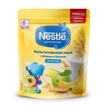 cumpără Nestle Terci din cereale măr,  banană 220g în Chișinău