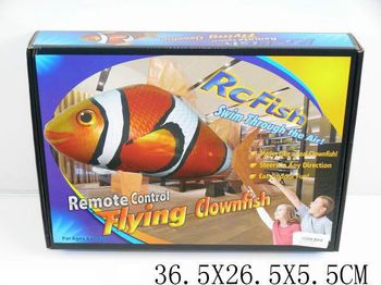 Летающая рыба *Клоун*