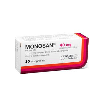 cumpără Monosan 40mg comp. N10x3 în Chișinău