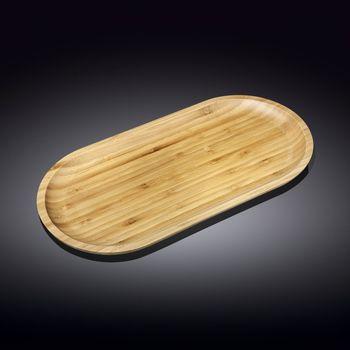 Блюдо WILMAX WL-771058/A (25.5x12.5 см/ бамбук)