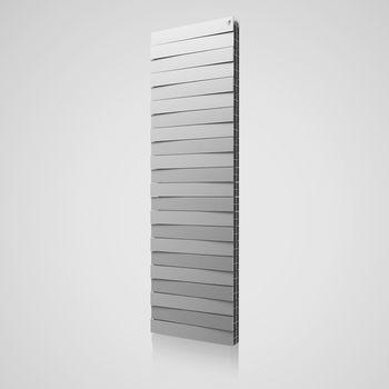 Radiator bimetal Royal Thermo Pianoforte Tower silver 500