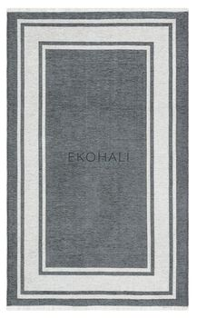 Ковёр EKOHALI Noa Kilim NK 06 Antrasit Grey