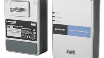 купить LinkSys PowerLine AV Ethernet Adapter, PLE200-EU в Кишинёве