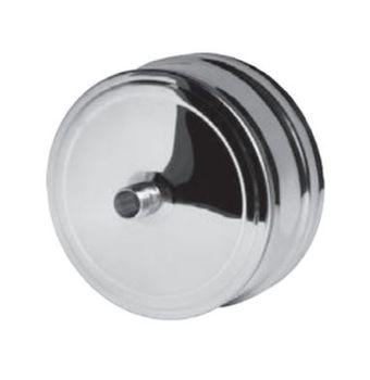 купить Кондесатоотвод для дымохода dn115 (430/0,5 мм) FERRUM  21,115,1,F в Кишинёве