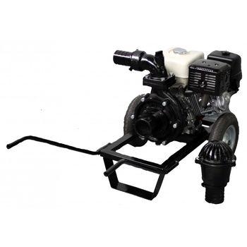 Мотопомпа Honda DWP 390 H4