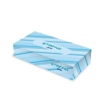 STRONG 100V Салфетки для лица 2 слоя 100 листов