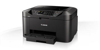 купить Canon MAXIFY MB2140 Black, Printer/Scaner/Copier/Fax, A4, max 20000 pages/month, Wi-Fi + Cloud Link, Hi-Speed USB 2.0 в Кишинёве