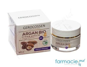 купить Gerocossen Argan Bio crema antirid riduri adinci (+55 ani) 50ml в Кишинёве