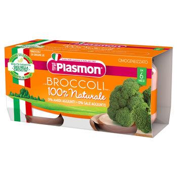 cumpără Plasmon Piure cu broccoli ,+6 luni ,2x80 g în Chișinău