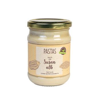 Крем-паста из семян белого кунжута, 250 мл
