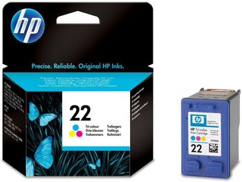 купить Ink Cartridge HP C9352AE HP 22 color в Кишинёве