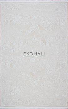 Ковёр EKOHALI Quadro Cream Cream QR 01