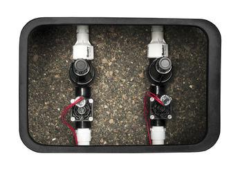 купить Пусковой комплект для капельного полива Hunter PCZ-101-25, 1,7 Бар в Кишинёве