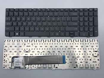 """Keyboard HP ProBook 4530s 4535s 4730s 4735s w/o frame """"ENTER""""-small ENG. Black"""