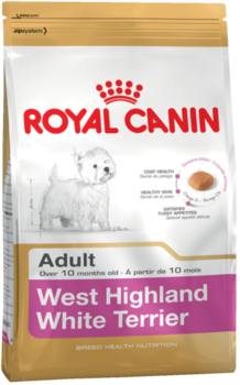 купить Royal Canin WEST HIGHLAND WHITE TERRIER ADULT 3 kg в Кишинёве