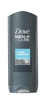 Гель для душа Dove Men Care Clean Comfort, 250 мл