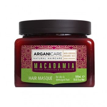 купить Arganicare Маска для сухих и поврежденных волос Macadamia в Кишинёве