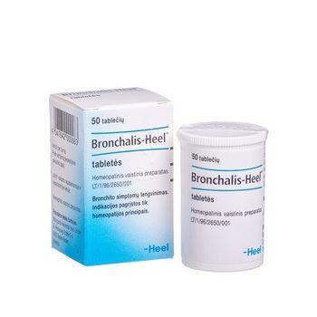cumpără Bronchalis-Heel comp. N50 în Chișinău