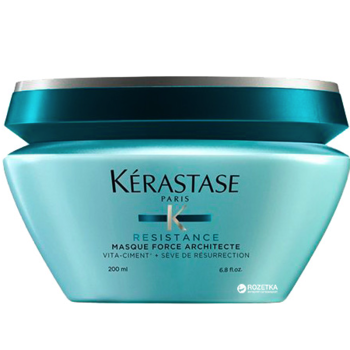 МАСКА ВОССТАНАВЛИВАЮЩАЯ KERASTASE RESISTANCE MASQUE FORCE ARCHITECTE 200ML