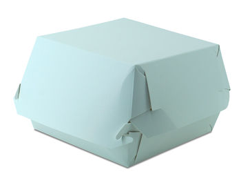Коробочка для бургера 155(119)x85x155(119) мм (200 шт.)