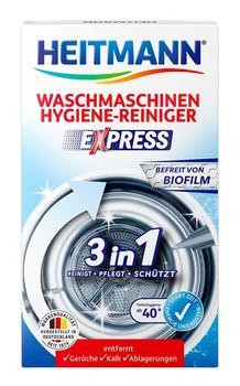 купить HEITMANN Express - гигиенический очиститель для стиральной машины 250 г в Кишинёве